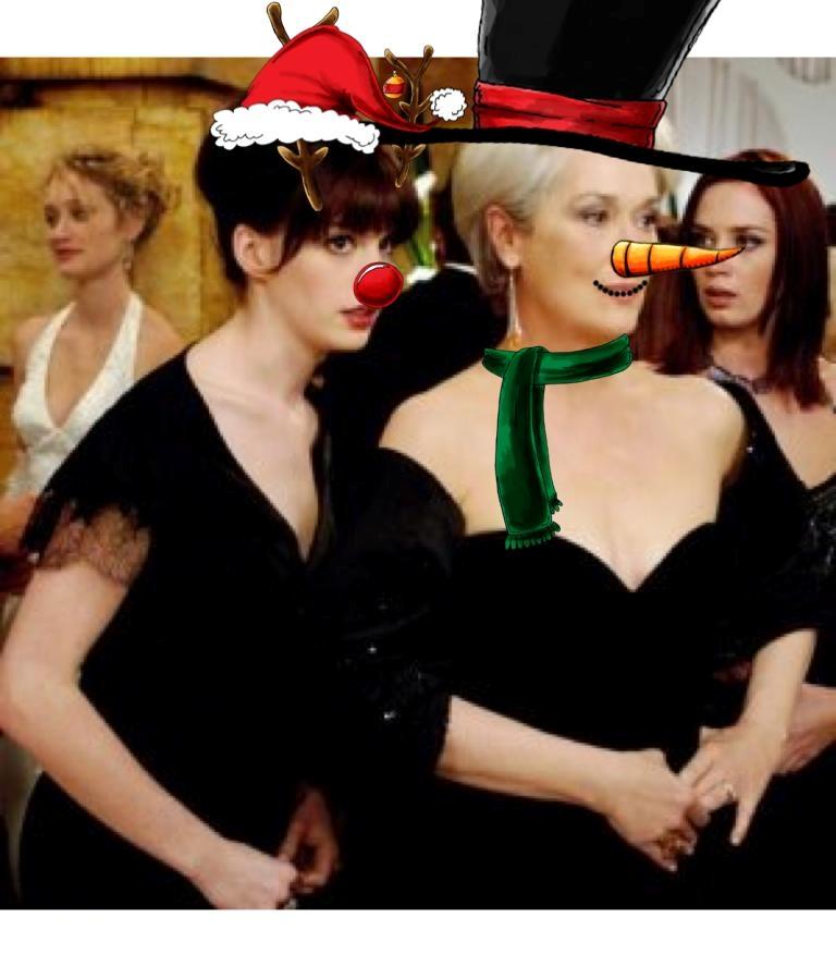 Prada Christmas